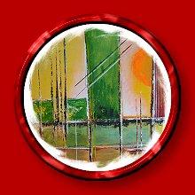 Opera dell'artista Mario Zarini
