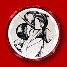 Opera dell'artista Edgardo Colombo